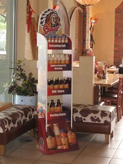 Spur Restaurants - POP Display units