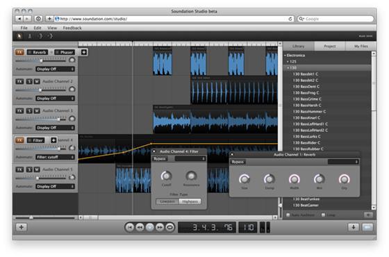 4644604384 b831681254 o Soundation: 在线混音编辑器  By Web2.0 盗盗