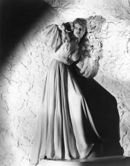 Martha O'Driscoll in Period Costume Nightgown from HOUSE OF DRACULA 1945 (mondas66) Tags: ruffles costume robe actress boudoir gown gowns period nightgown frilly robes nightgowns nightdress peignoir actresses ruffle frills frill ruffled nightie frilled nighties negligee negligees nightdresses peignoirs marthaodriscoll befrilled