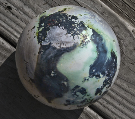 Barrel-fired globe