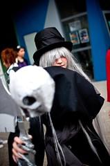 Epitanime 2010 - cosplay - The Undertaker (Kuroshitsuji)