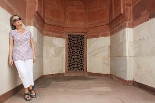 Mission Delhi - Irene Banias, Humayun's Tomb