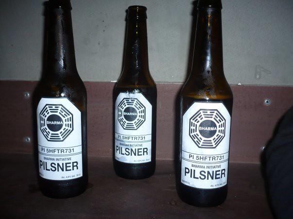 cerveza pilsner bharma