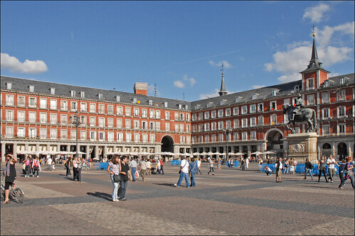 Viajes a la ciudad de Madrid