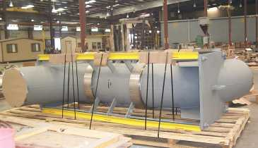 Elbow Tied Universal Expansion Joints For A Power Station In Florida