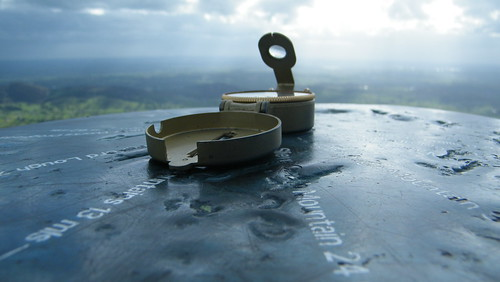 Sliabh Gullion - Compass