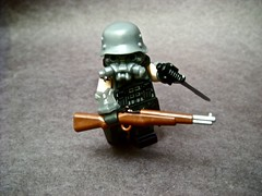 Weird War: Sturmtruppen (The Chef!) Tags: 2 1 weird war lego wwii german hazel ww2 custom sturmtruppen brickarms weirdwarii