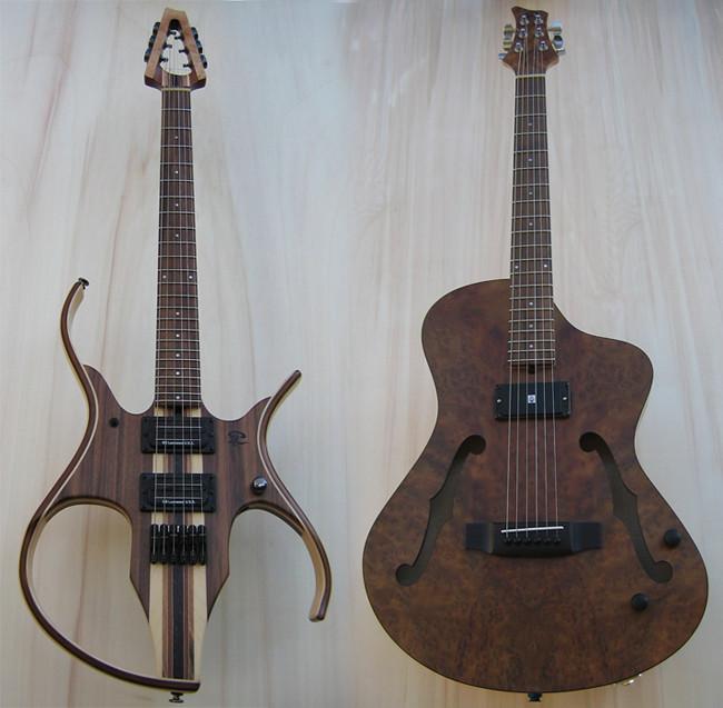 Luthier Paul Lairat