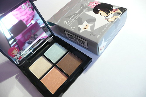 Tokidoki For Smashbox Eyeshadow Quad