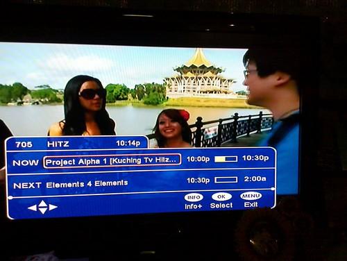 Project Alpha on Hitz.tv