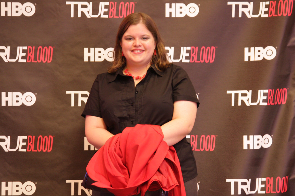 Red Carpet Mini-blog :)