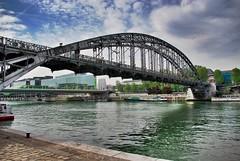 Bridge - Viaduc D'Austerlitz