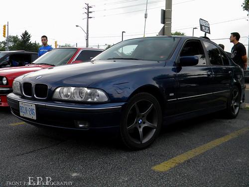 BMW E39 525i