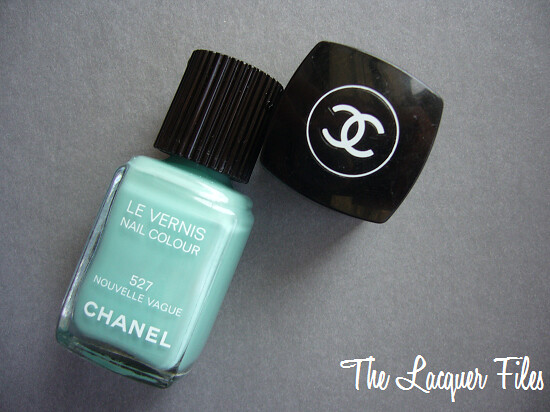 Chanel Nouvelle Vague Limited Edition Les Pop-Up de Chanel Summer 2010 Turquoise Dupes Orly Gumpdrop