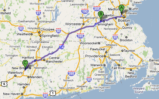 Day 00 Stop 2 - Southington, CT