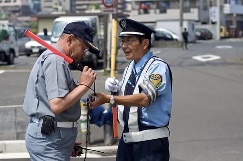 Policía de la vieja escuela