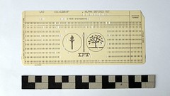 IITRAN Punch Card