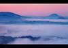 Morning Fog II (*Niceshoot*) Tags: morning fog clouds sunrise canon germany landscape deutschland eos nebel saxony wolken sachsen 28 tamron landschaft sonnenaufgang morgen bastei 70200mm sächsischeschweiz saxonswitzerland suissesaxonne tamron70200mm28 5dmkii passiondéclic