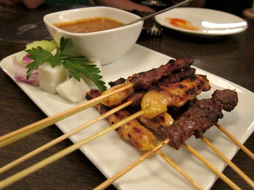 Satay House, Paddington