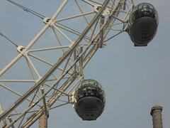 London Eye (tickatape) Tags: london eye nikon coolpix 2010 s3000
