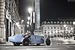 Mysterious Car .. (Valkarth) Tags: uk paris france english car night canon photography eos noche photo julien automobile europe photographer mark dream sigma automotive voiture ii coche 5d julius nuit f28 mk reve mkii vendome markii 70200mm photographe costes valk 5d2 valkarth fautrat xothum