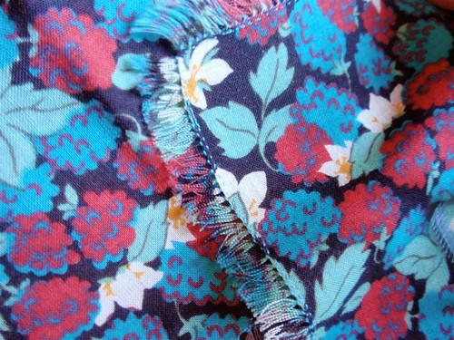 Green shawl 2