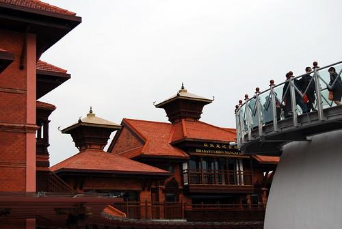 m101 - Nepal Pavilion Dual