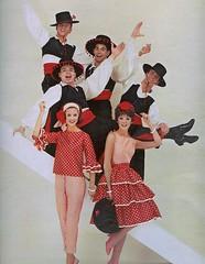 Spain (sugarpie honeybunch) Tags: fashion vintage magazine spain 60s 1960s seventeen