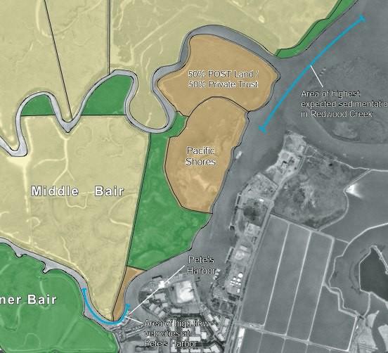 Bair Island EIR map