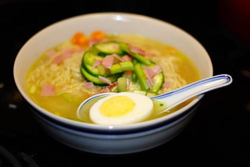 Ponyo's 3 minute noodles0005