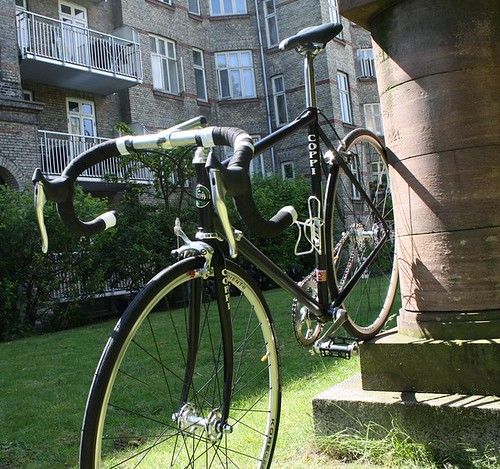 Johan's bicycle