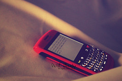 M o r n i n g.. (- M7D . S h R a T y) Tags: orange soft blackberry bb bold wordsbyme allrightsreserved