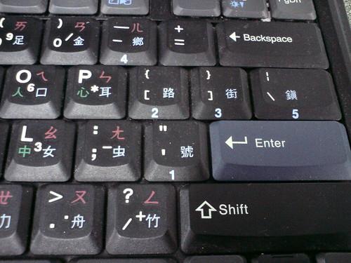 Thinkpad R50e keyboard