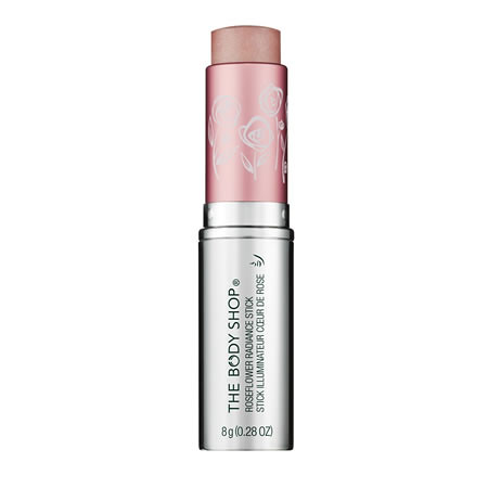 The Body Shop - Rose Flower Radiance Stick