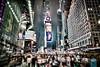 TimeSquare Sunday - Gothic Night (mapaolini) Tags: newyork final timessquare portfolio hdr pictureframe