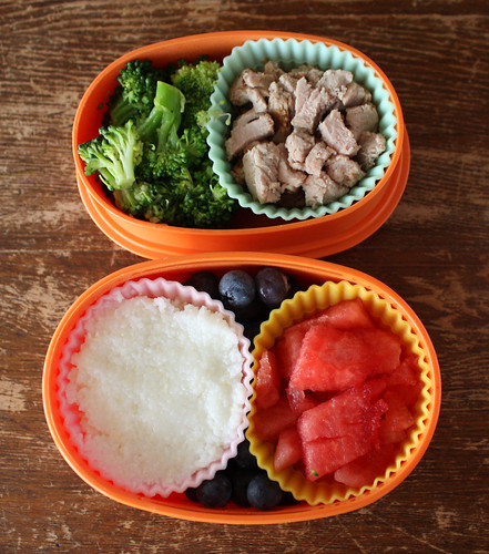 Toddler Bento #27: June 15, 2010