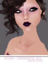 Aura Dramatic Ed. - Dark Diva Makeup