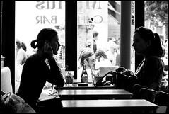 You've Got a Friend (bogob.photography) Tags: city girls france bar nikon friend francia antibes vacanza città holyday amiche ragazze jamestaylor costaazzurra d80 bistrò youvegotafriend bogob1980