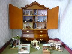 Dutch Baby House by Gloria Wright