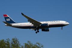 N283AY - 1076 - US Airways - Airbus A330-243 - 100617 - Heathrow - Steven Gray - IMG_4155