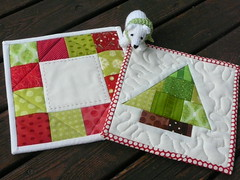 Hloliday Potholders (2mayboys) Tags: