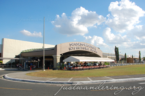 Diosdado Macapagal International Airport