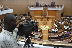 Парламент Ганы