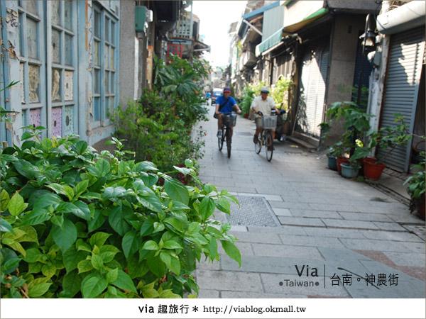 【台南神農街】一條適合慢遊、攝影、感受的老街