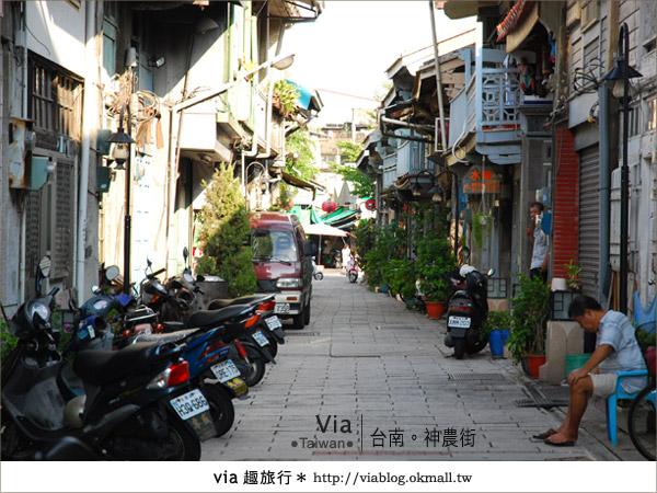 【台南神農街】一條適合慢遊、攝影、感受的老街4