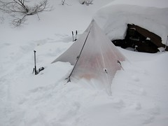"""Khufu Cuben on deep snow • <a style=""""font-size:0.8em;"""" href=""""http://www.flickr.com/photos/40286809@N02/5122682389/"""" target=""""_blank"""">View on Flickr</a>"""