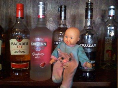 rum baby