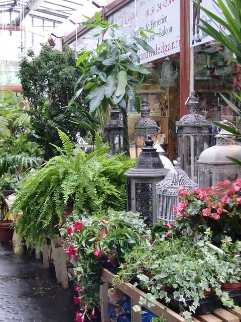 Flower market Ille de la Cité
