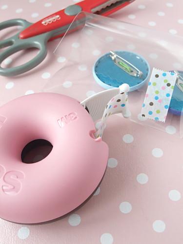 masking tape fever!