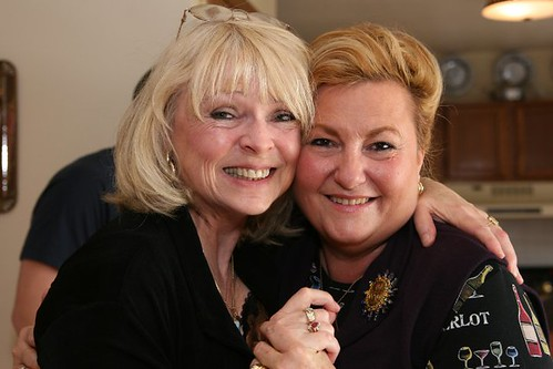 Carol J. Spizzirri & Rita Mullins, Spring 2010